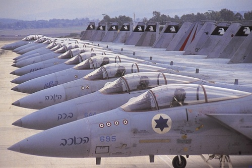 More IDF Multi-Front Operations Likely