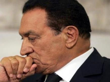 Mubarak's Physical, Psychological Condition Deteriorating