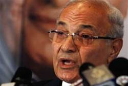 Egypt Places Morsi Rival Shafiq on Watchlist
