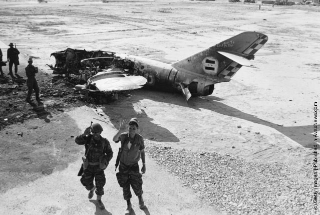 Aftermath of a Victory: The Six Day War