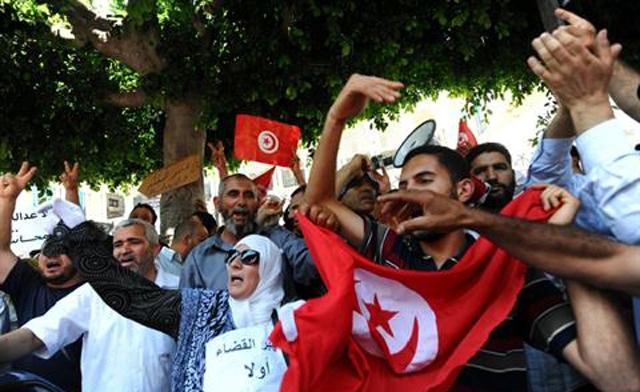Islamist movement Ennahda