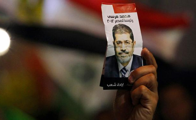 Egypt's chapter of Arab Spring ends not as scripted