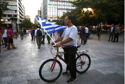 Conservatives Win Greece's Election