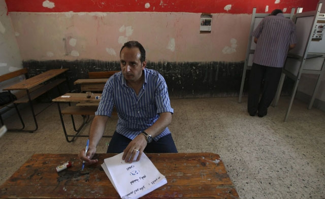 In Egypt, Final Electoral Results Not Due 'Till Weekend'