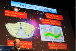 Briefing on the search for the Higgs Boson