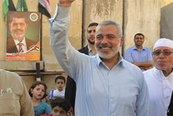 Hamas: We'll Demilitarize if Israel Does