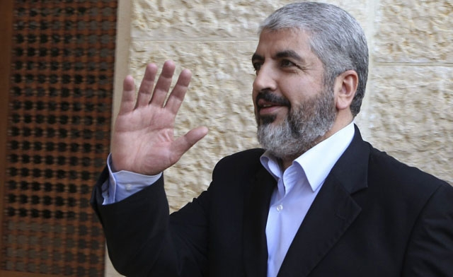 Mashaal calls for diplomatic war alongside intifada
