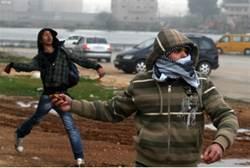 Young Arab terrorists illustrative