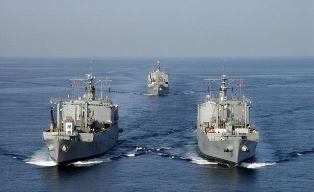 American warships heading to Libya Reuters