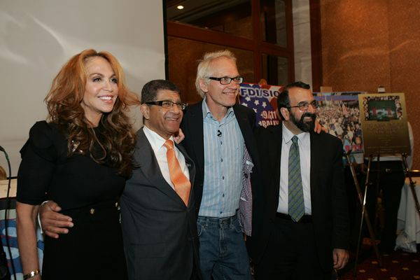 Freedom Fighters Meet on 9/11