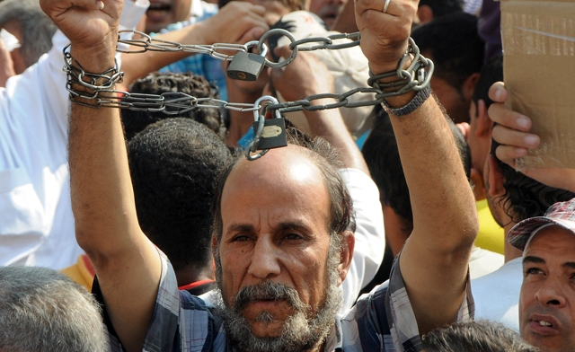 Media labels Arab Spring pro-democracy as Muslim Brotherhood fulfills jihadist vision