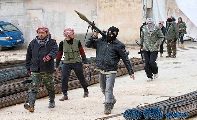 Syria Warns PA Arabs Against Participating in Uprising
