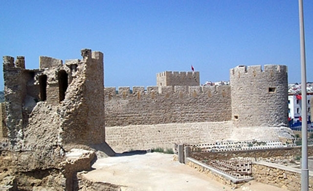 The Qasr al-Bahr as it is known in Arabic is a fort on the Atlantic built in 1508 by Portuguese forces in the city of Safi in Western Morocco. Al Arabiya