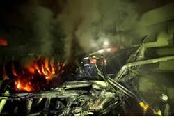 IAF Targets Three Gaza Terror Sites