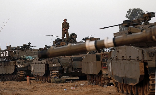 Israel army orders Gaza City residents to evacuate 'immediately'