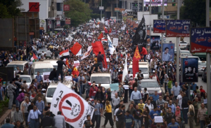 Egypt's Brotherhood calls for protests, judges urge for strikes