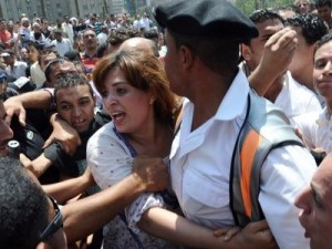 A Crowd of 300 Egyptian Men Sexually Assault Three Women