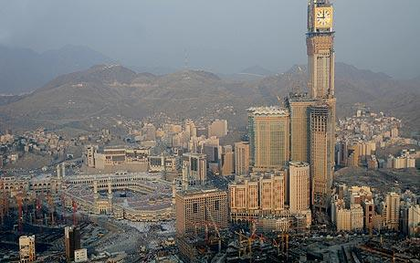 The Saudis are bulldozing Islam's heritage. Why the silence from the Muslim world?