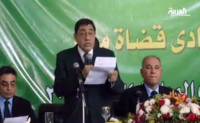 Egypt's top judges slam President Mursi for 'unprecedented assault'