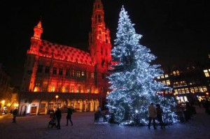 Brussels Bans 'Offensive' Christmas Tree For Muslims