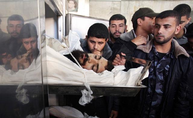 Egypt urges U.S. to 'immediately intervene' to end 'Israeli aggression'