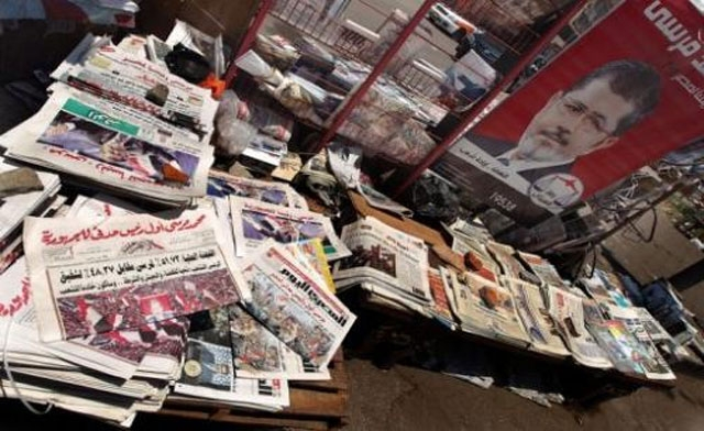 Egypt journalists call for strike to demand guarantees of press freedom