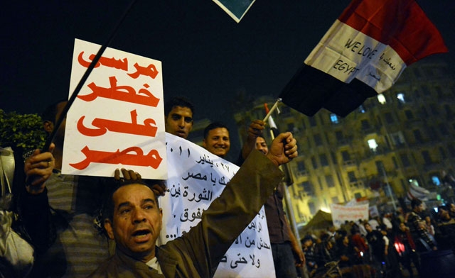 European parliament chief urges economic pressure on Egypt