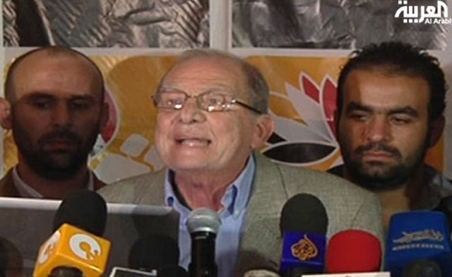 Egypt's National Salvation Front rejects dialogue with Mursi