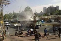Israeli Security Tracks Down Tel Aviv Bus Bomber Terror Cell