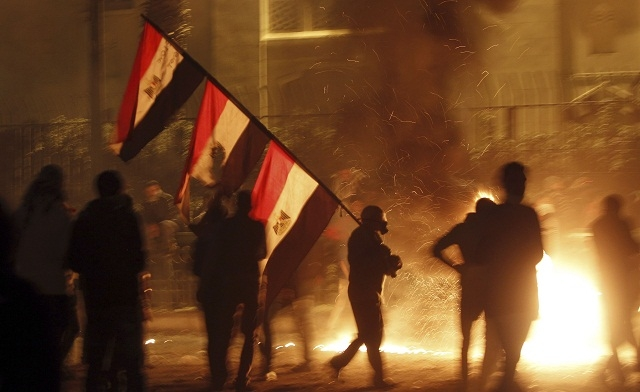 Egypt's opposition threatens to boycott parliamentary polls