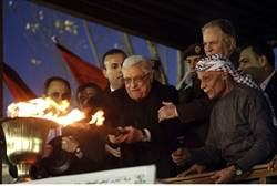 Abbas Hopes for Palestinian State in 2013