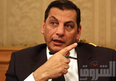 Egypt fires finance, interior ministers before IMF visit