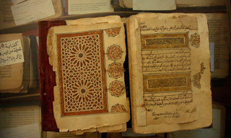 Ancient Timbuktu Manuscripts, 1 in Hebrew, Torched by Islamists