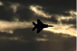 Israeli Jet Struck Weapons Depots in Libya