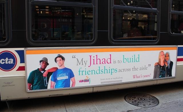 Islamic group practicing Jihad on San Francisco buses