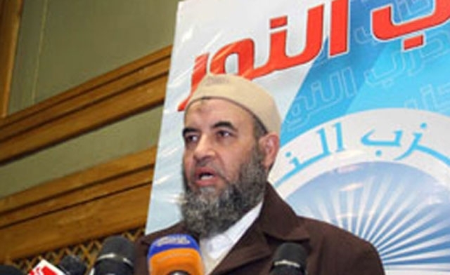 Egypt's Salafi party says no alliance with Brotherhood next elections