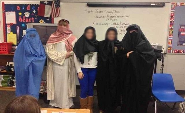 Texas massacre of education? Students taught terrorists are 'freedom fighters'