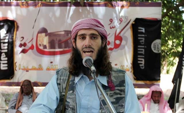 An American jihadist in Somalia with few friends left