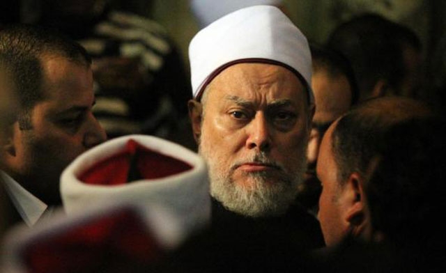 Egypt mufti did not issue fatwa to kill opposition figures: senior cleric