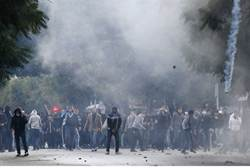 Tunisia: Clashes During Funeral of Murdered Opposition Leader