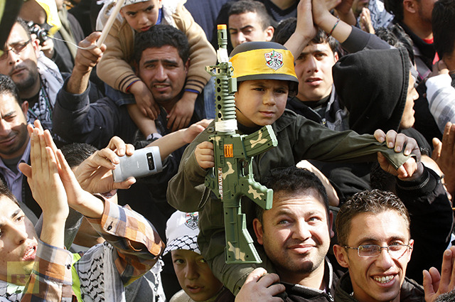 Western Journalism Awards Palestinian Arab Terrorists
