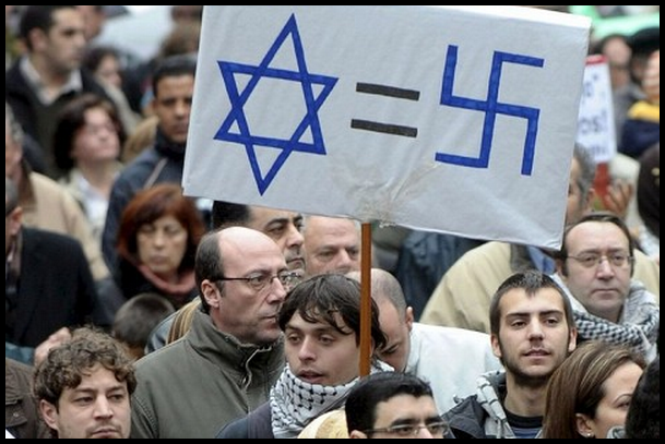 Mad and Lethal Jew-Hatred Has Taken Front Stage