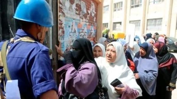 Egypt's Muslim Brotherhood blasts anticipated U.N. women's document