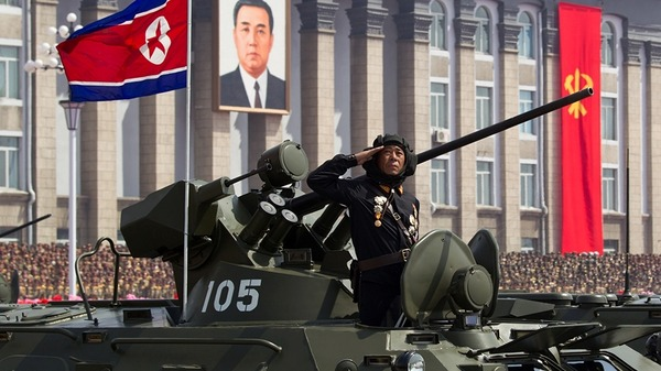 Kim Jong-uns orders to put the countrys missile units on standby AFP