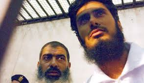 Egyptian prisoners