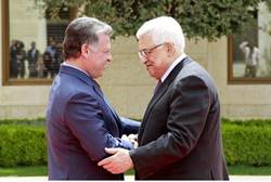 King Abdullah: Jordan is Jordan, and Palestine is Palestine