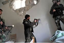 Rebels clash with Syrian government forces - AFP