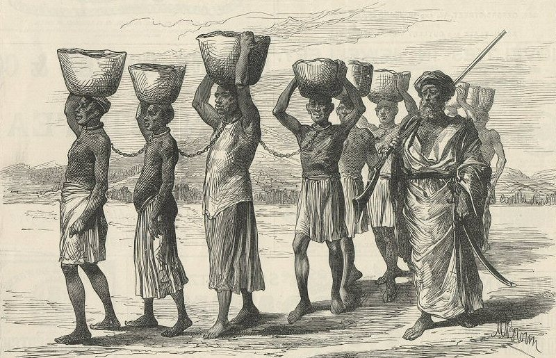 Arabs Have Black Slaves – Today