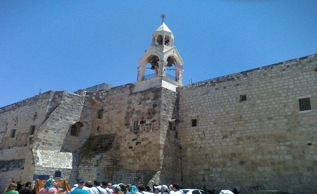Christians Beatify Their Palestinian Nightmare
