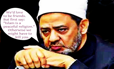 Imam: Pope Must Say 'Islam is Peaceful' to Renew Ties With Islam